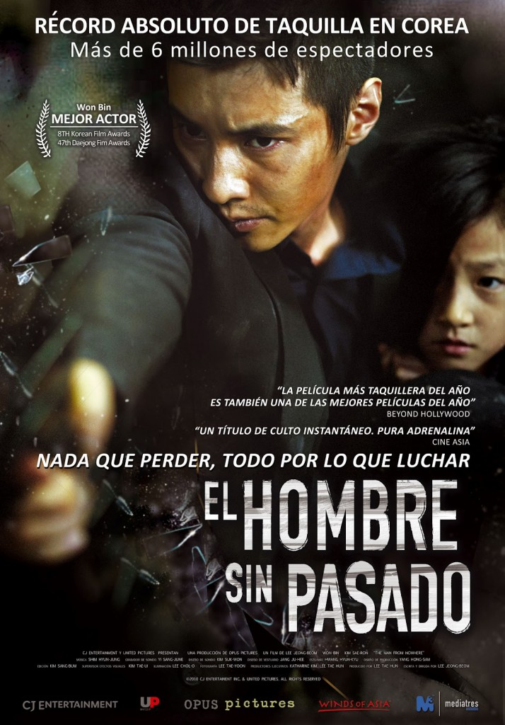 Resea: &#8216;El Hombre sin Pasado&#8217; (2010)