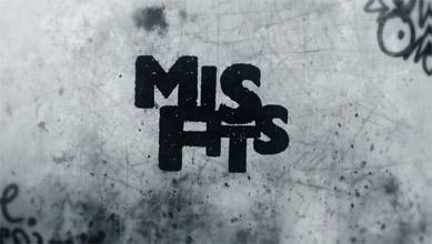 Misfits (Temporadas 1-2)