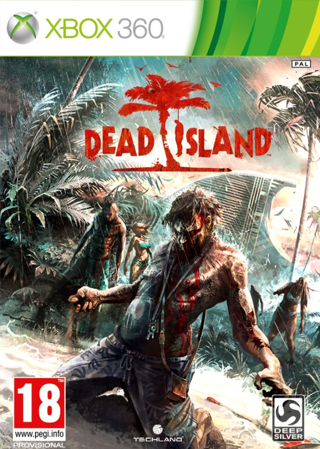 Caratulas de Dead Island y nuevo video con 20 minutos de Gameplay