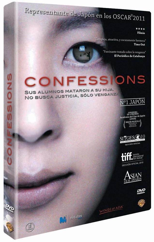 Trailer en español de Confessions