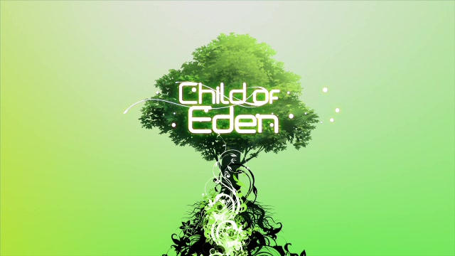 Trailer de lanzamiento de Child of Eden