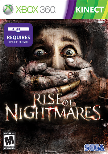 [E3] Trailer y portada de Rise of Nightmares, exclusiva de Xbox 360