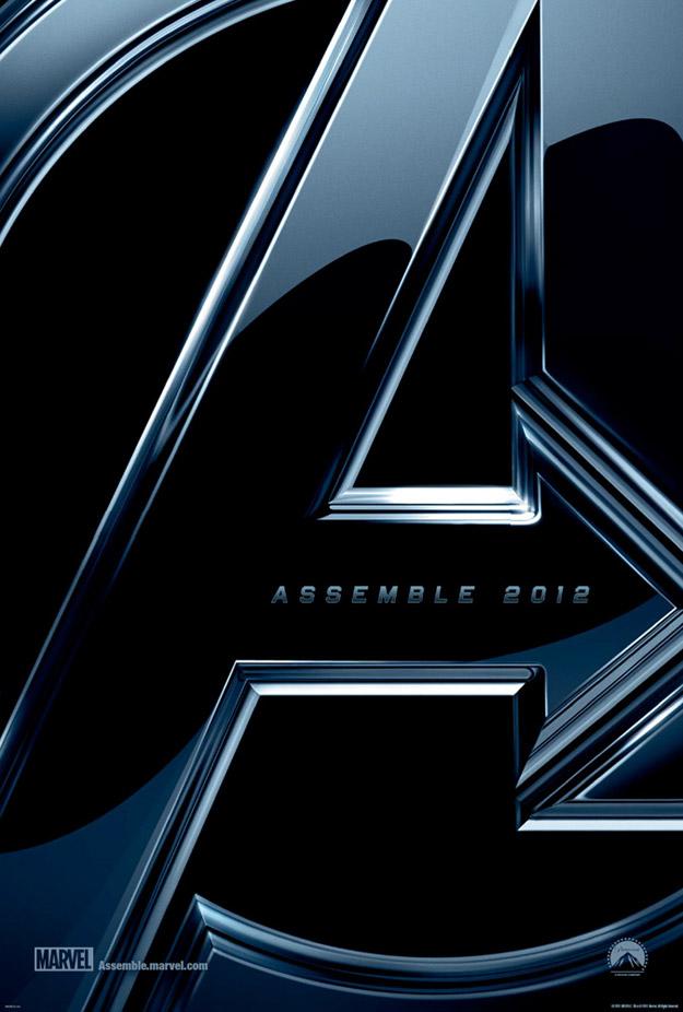 Teaser's poster y trailer de 'The Avengers' (Los Vengadores)