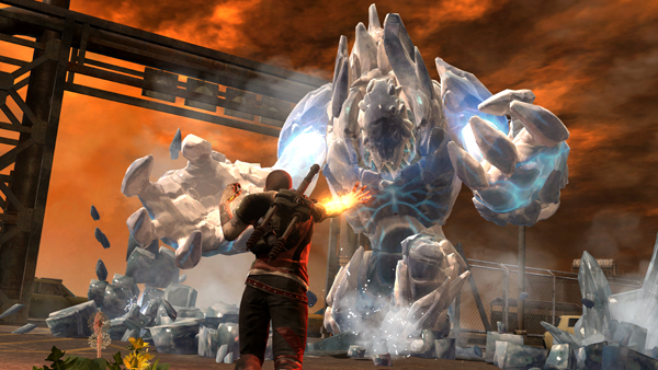 Infamous 2 Analisis inFAMOUS 2