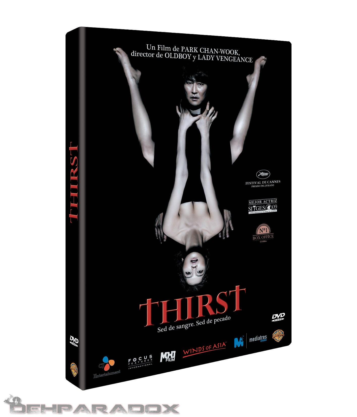 Thirst, de Park Chan-wook a la venta el proximo 13 de Septiembre