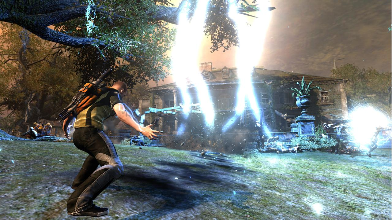 infamous 2 screens 1 Analisis inFAMOUS 2