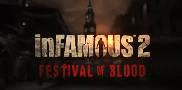 InFamous 2: Festival of Blood de Bram Stoker