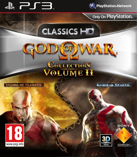 Fecha y precio de God Of War Collection II