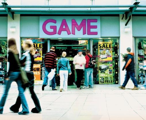 Game venderá juegos de PSN en Reino Unido