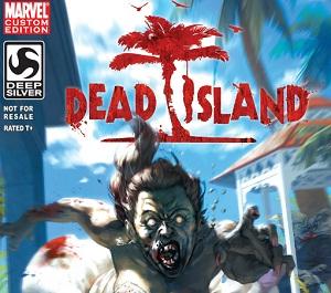 Cómic oficial de Dead Island