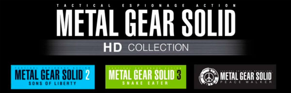 Detalles sobre Metal Gear Solid HD Collection