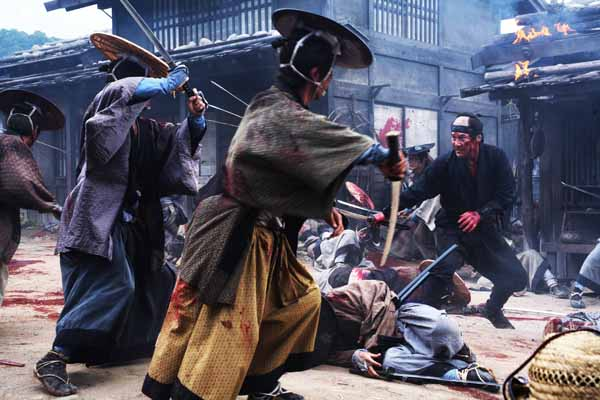 13 Assassins 03 Reseña: 13 Assassins (2010)