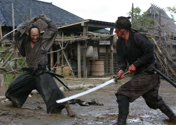 13 Assassins 04 Reseña: 13 Assassins (2010)