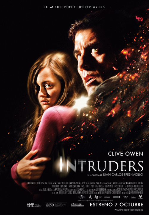 Reseña: 'Intruders' (2011)