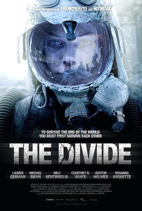 Reseña: The Divide (2011)