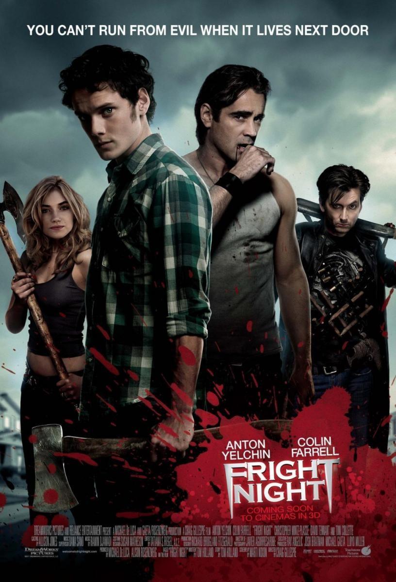 Reseña: Noche de Miedo (2011)