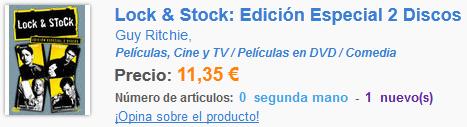 Disfruta una de las mejores peliculas de Jason Statham al mejor precio en Doctortrade.com