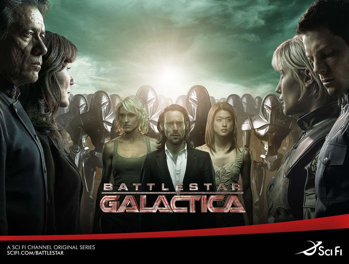 Battlestar Galactica – Temporada 1
