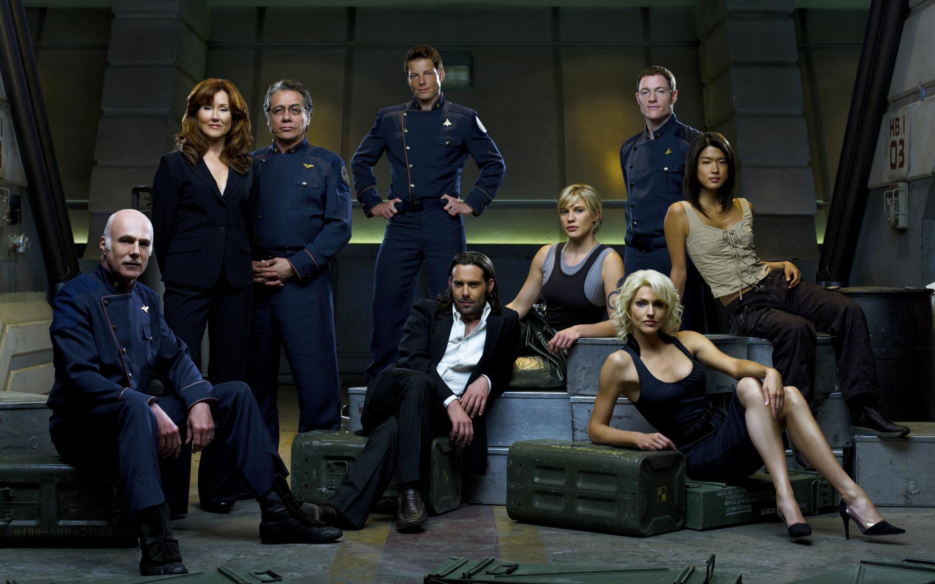 Battlestar Galactica – Temporada 3