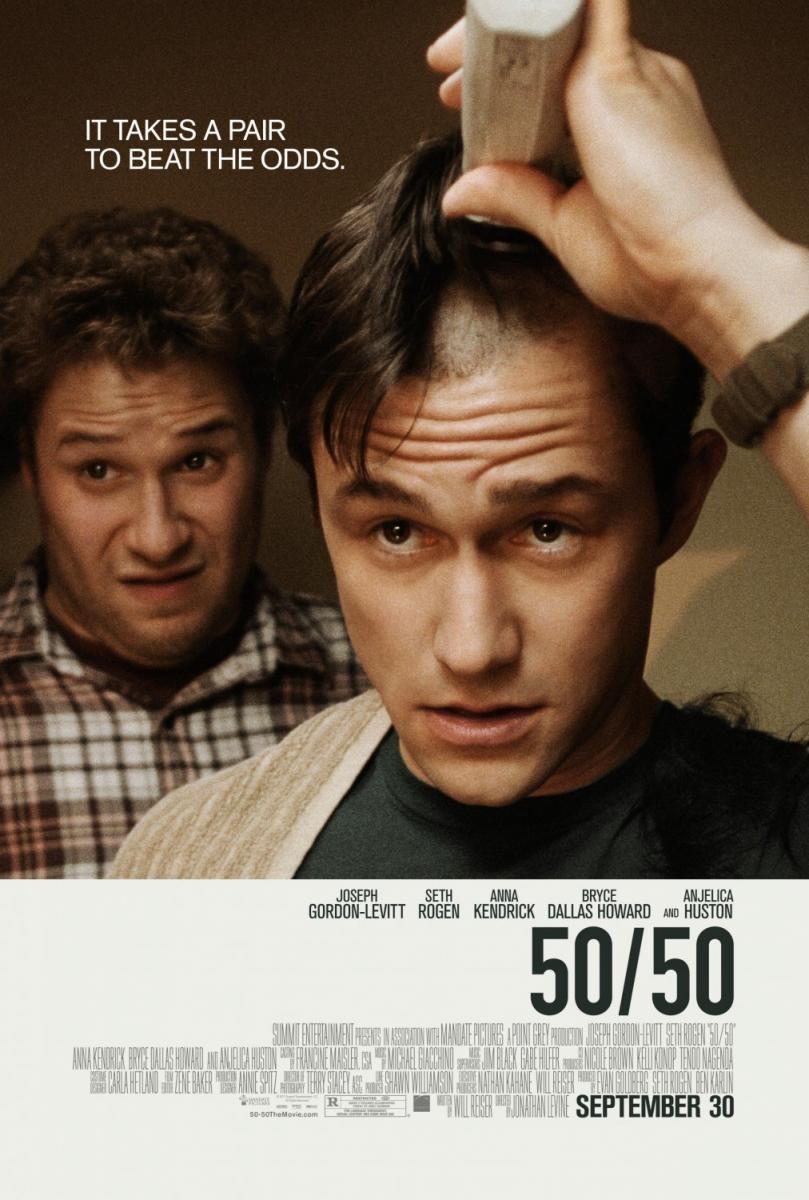 Reseña: 50/50 (2011)