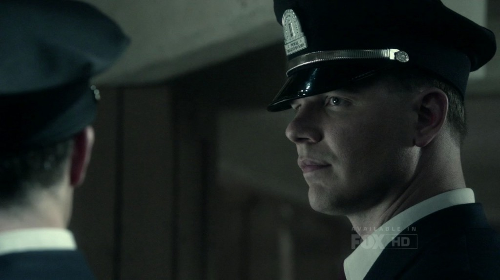 Alcatraz &#8211; 1&#215;05: &#8216;Guy Hastings&#8217;