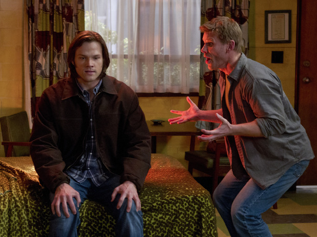 Supernatural.Dehparadox 4 Supernatural   7x15: Repo Man