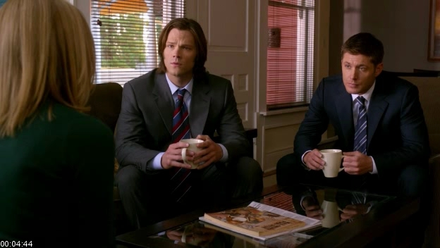 Supernatural.S07E14.Dehparadox.1 Supernatural   7x14: Plucky Pennywhistles Magic Menagerie