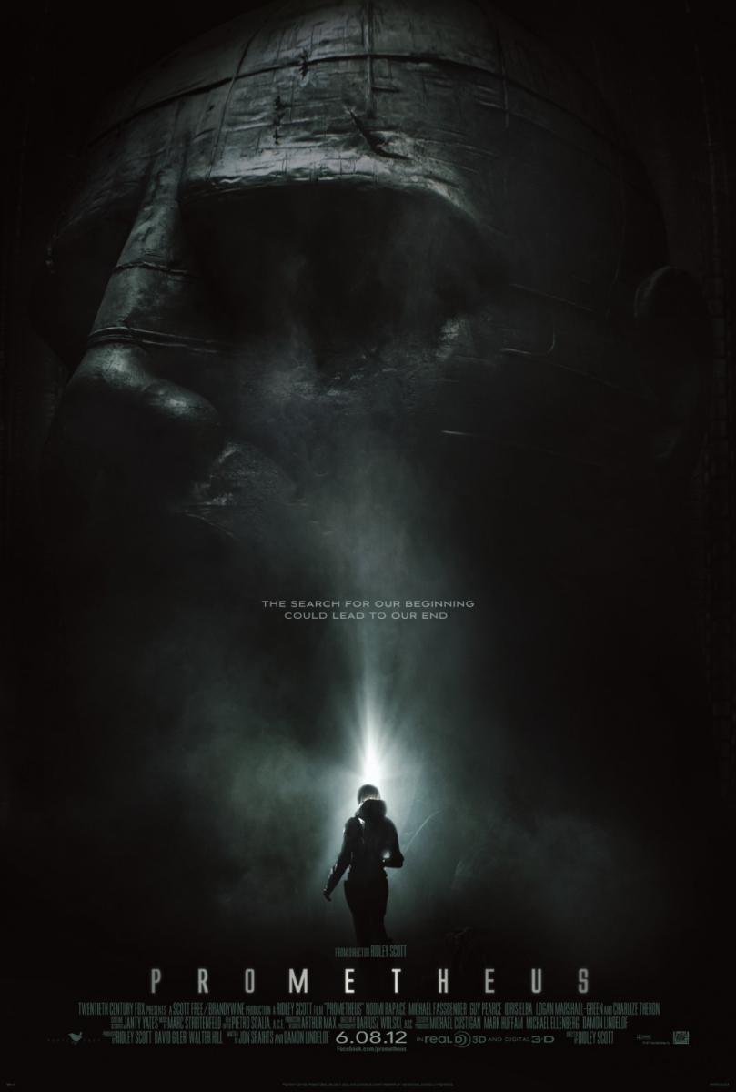 Reseña: 'Prometheus' (2012)
