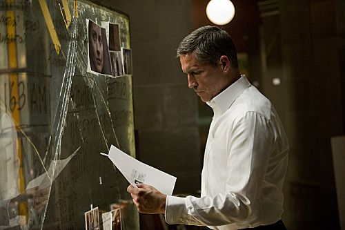 Person of Interest – 2×01: 'The Contingency'