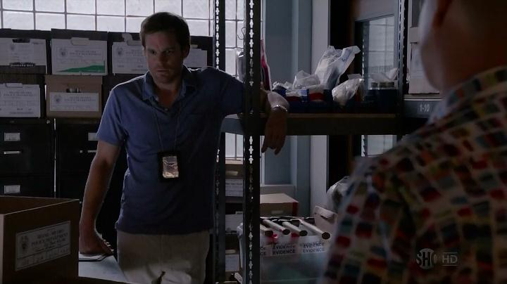 Dexter – 7×02: 'Sunshine and Frosty Swirl'