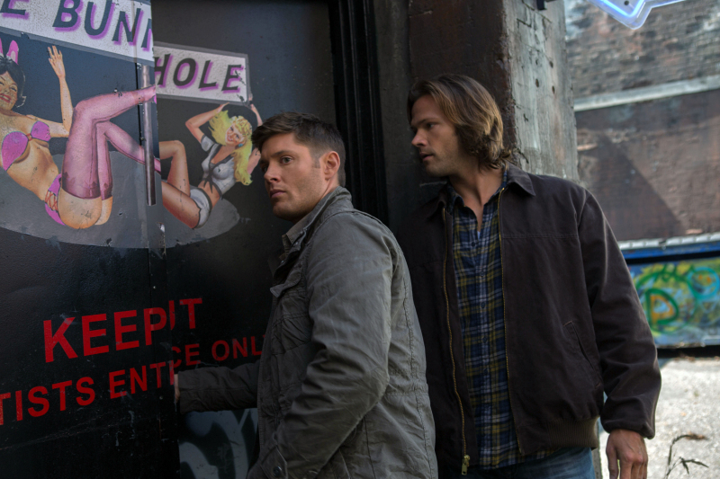 Supernatural – 8×03: 'Heartache'