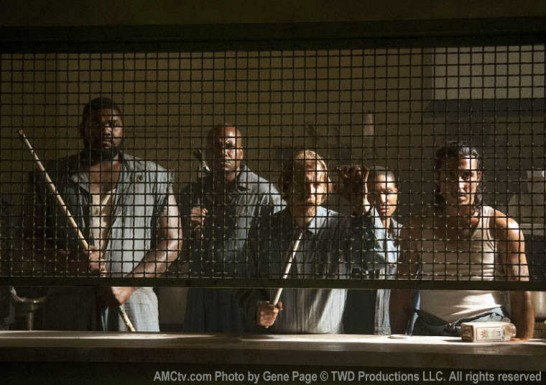 The Walking Dead – 3×02: 'Sick'