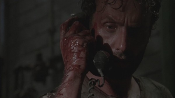 The Walking Dead – 3×05: 'Say the Word'