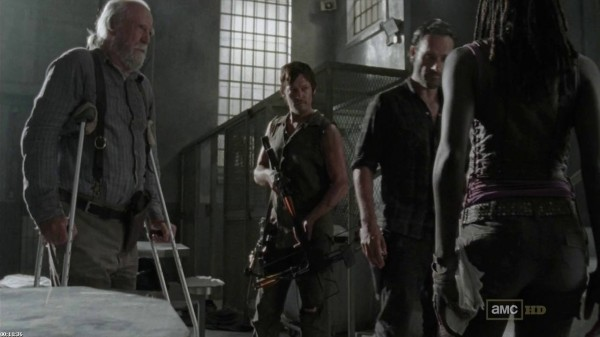 The Walking Dead.S03E07.Dehparadox 2 600x337 The Walking Dead – 3x07: When the Dead Come Knocking