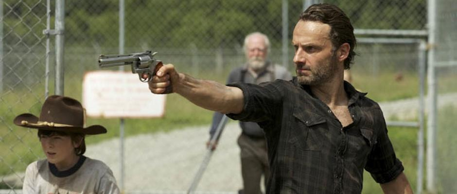 The Walking Dead – 3×07: 'When the Dead Come Knocking'