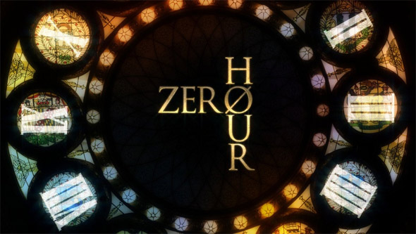 Zero Hour – 1×01: 'Strike'