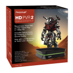 HD PVR 2 GE Plus de Hauppauge! ya a la venta en Espaa