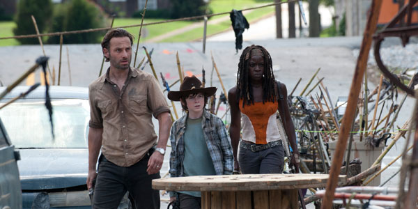 The Walking Dead – 3×12: 'Clear'