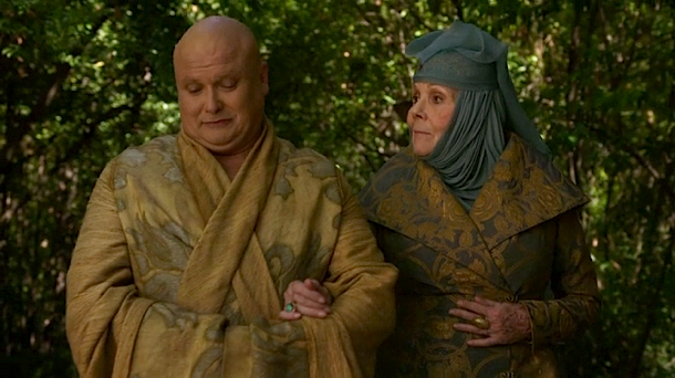 game-of-thrones-3.04-and-now-his-watch-is-ended-varys-queen-of-thorn-rigg