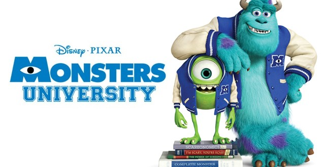 Monsters University Official Trailer #3
