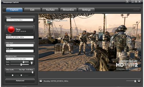 Hauppauge lanza un nuevo programa gratuito de grabación y streaming de gameplays para HD PVR 2
