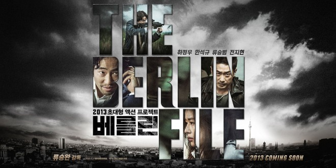 Reseña: 'The Berlin File' (2013)