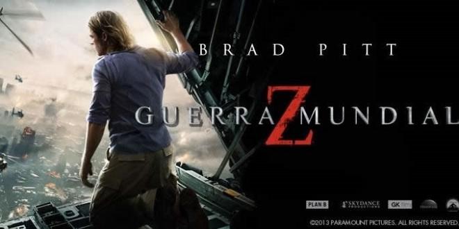 Reseña: 'Guerra Mundial Z' (2013)