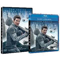 'Oblivion', a la venta el 4 de Septiembre en Blu-Ray y DVD