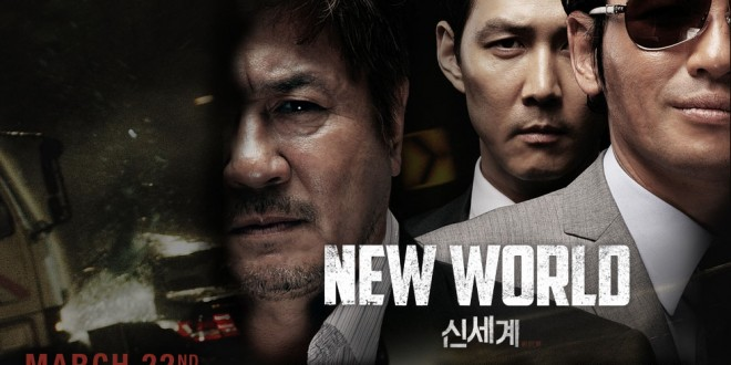 [Sitges 2013] Reseña: 'New World' (2013)