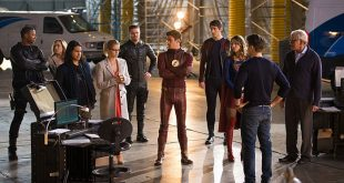 'Legends of Tomorrow': 2×07 – Invasion! (Heroes vs Aliens Parte 4)